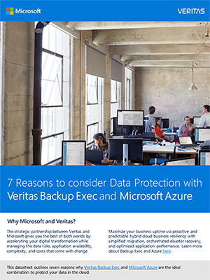 Azure and Backup Exec Quick Guide