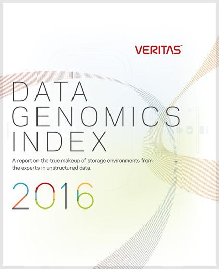 Data Genomics Index